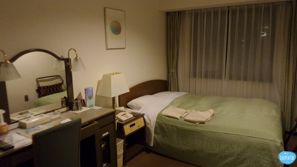 Sunroute Hotel Double Room