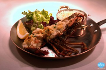 THE ST.REGIS MAINE LOBSTER