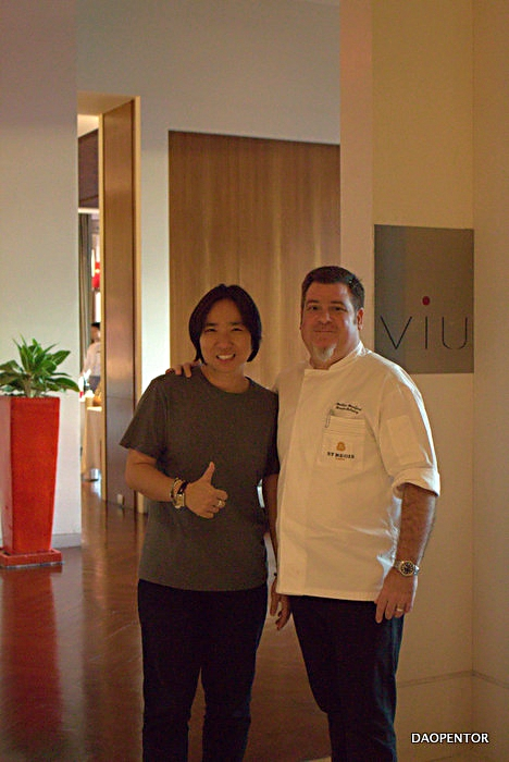 Daopentor with Chef