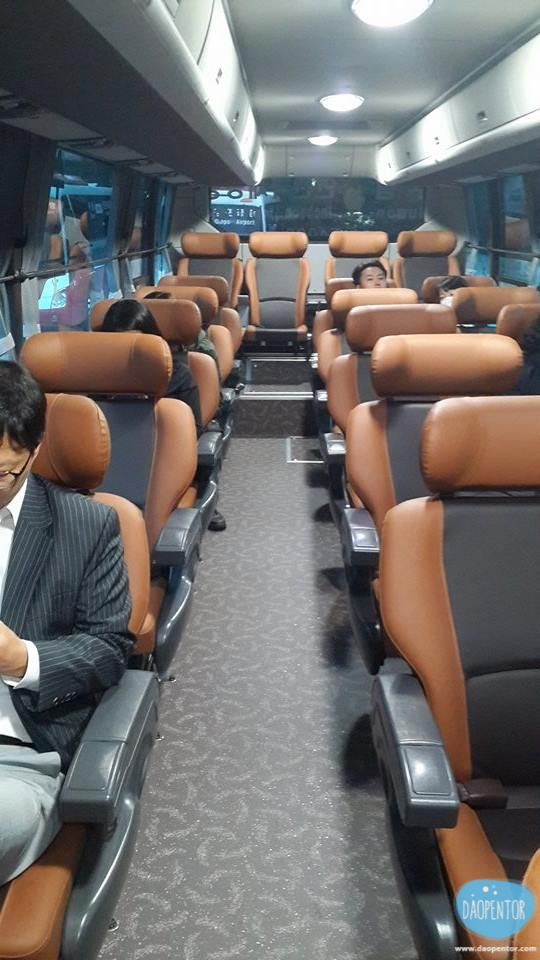 Bus to Incheon