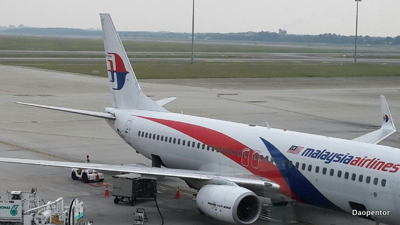 Malaysia Airlines Trip