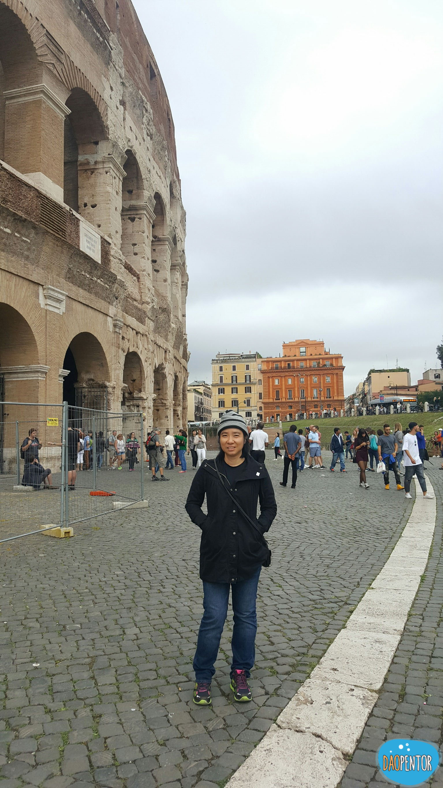 Daopentor at Roma