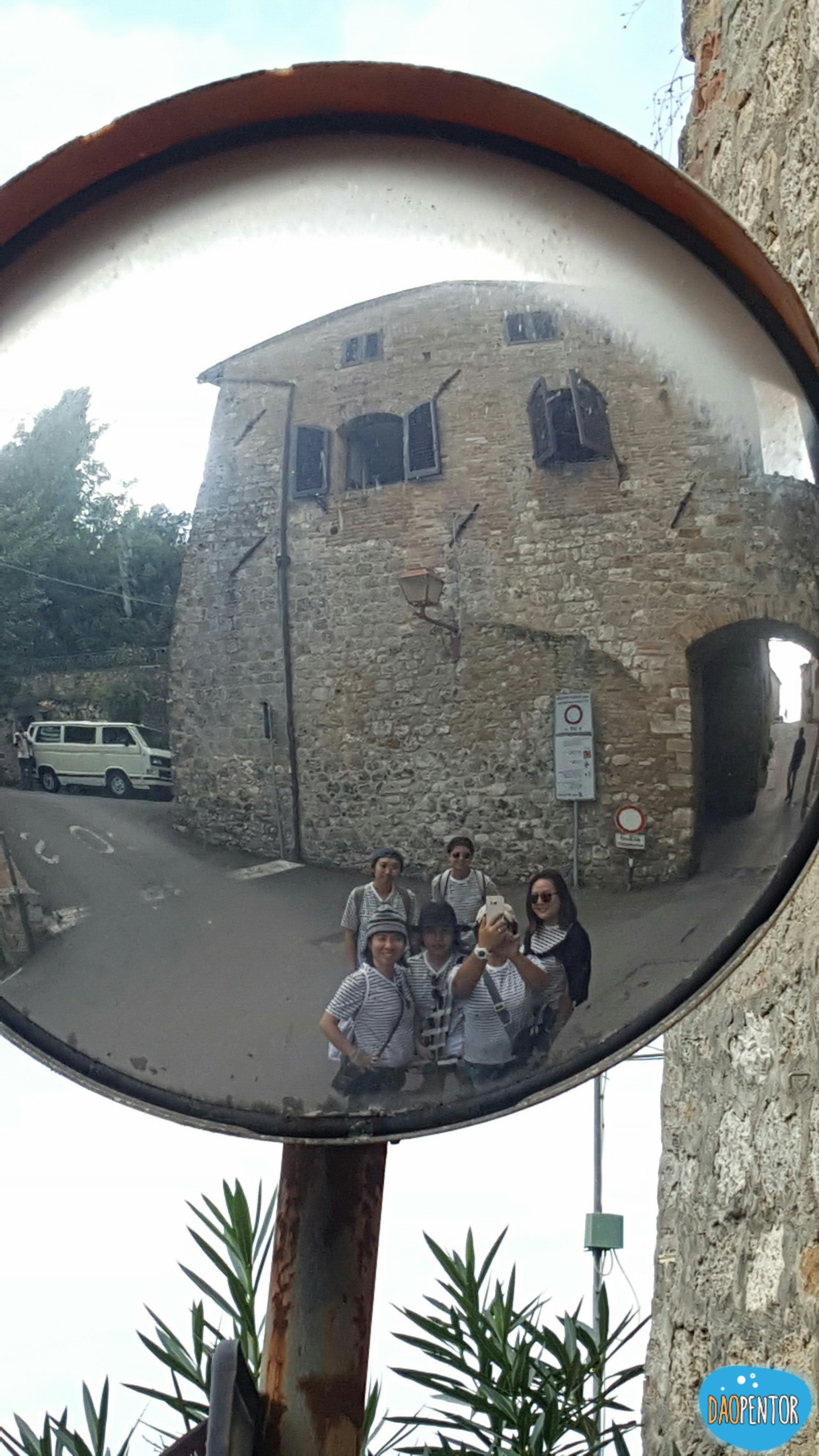 sangimignano italy trip with daopentorpage