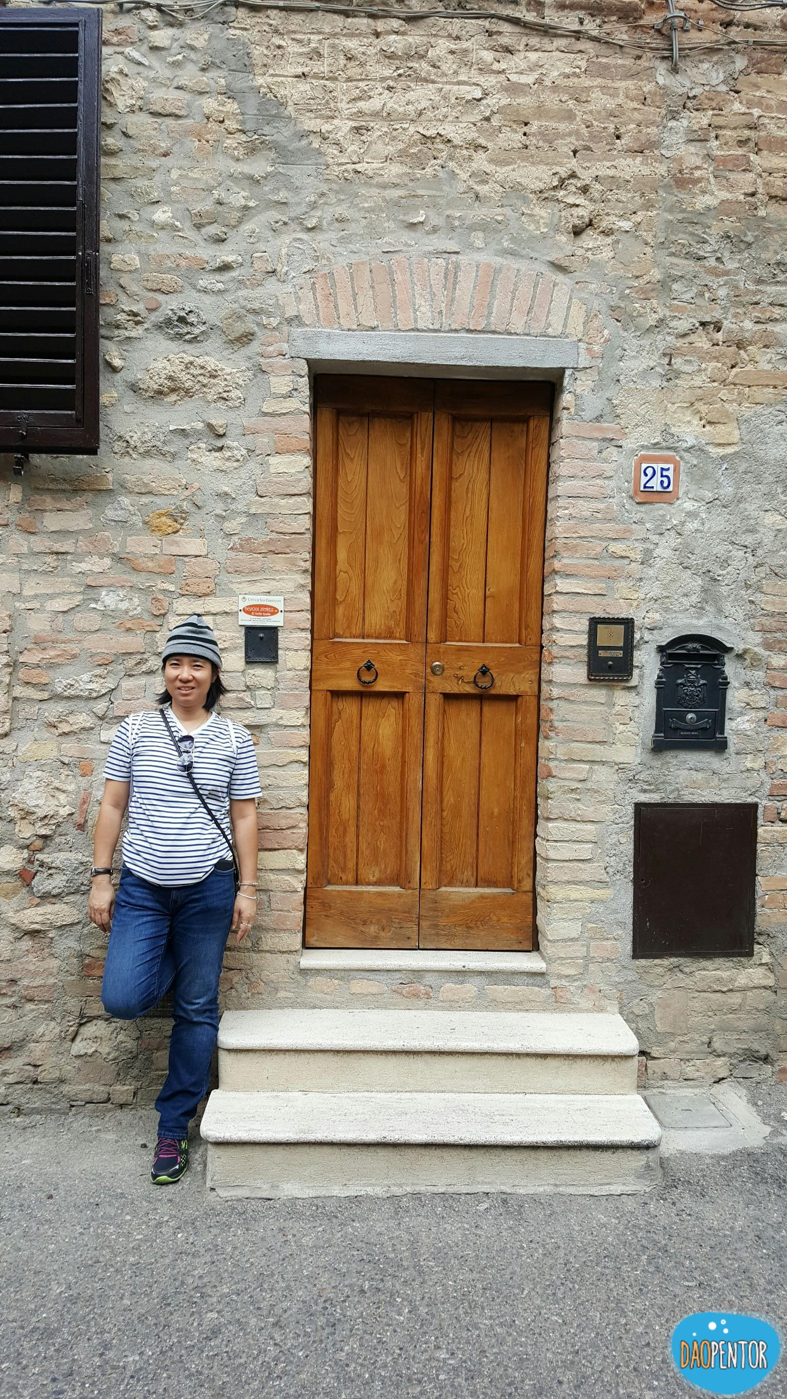 sangimignano trip with daopentorpage