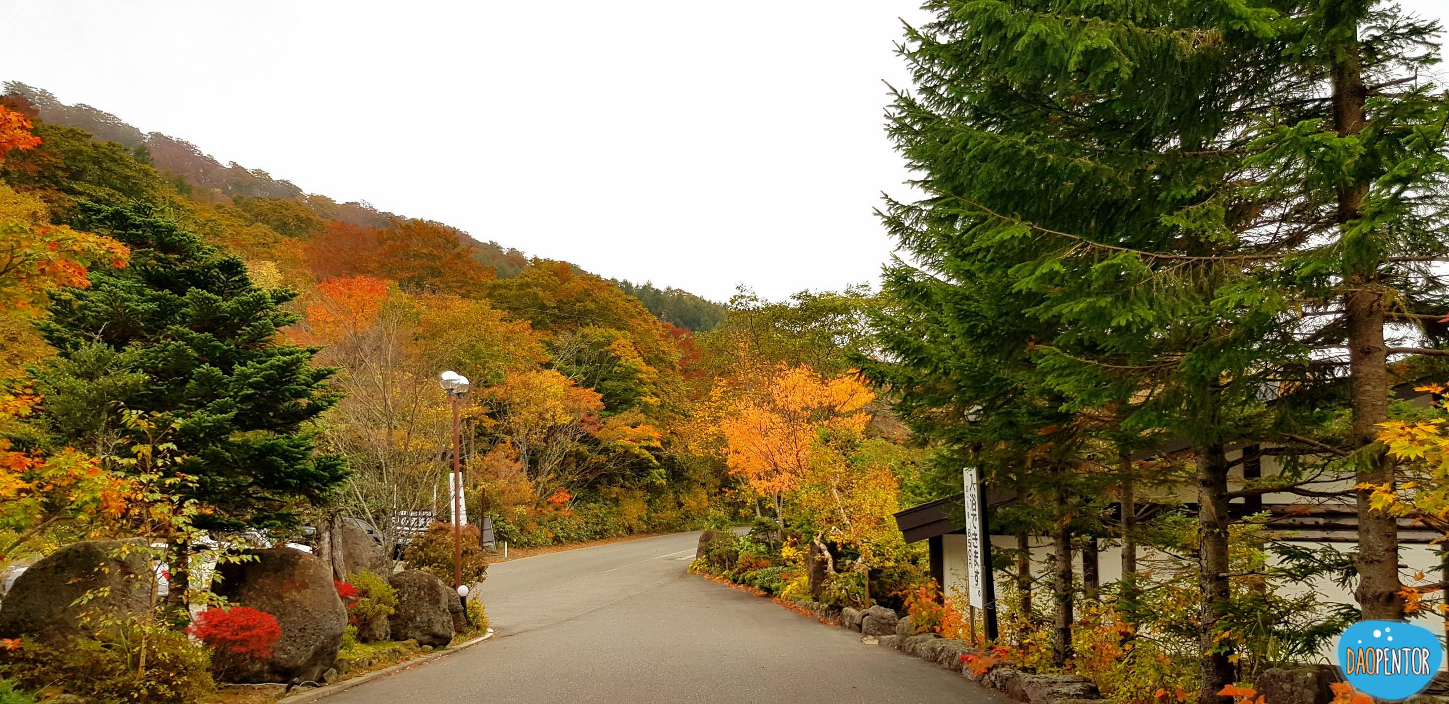 Hachimantai Autumn2017